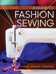 A Guide to Fashion Sewing 6th Edition 9781628921847 1628921846