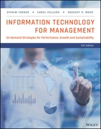 Information Technology for Management On-Demand Strategies