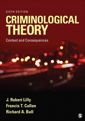 criminological theory context and consequences pdf