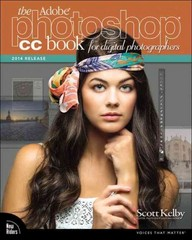The Adobe Photoshop CC Book for Digital Photographers (2014 release) 1st Edition 9780133900859 0133900851