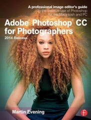 Adobe Photoshop CC for Photographers, 2014 Release 2nd Edition 9781138812475 1138812471