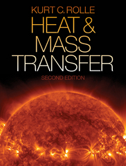 Heat and Mass Transfer 2nd edition 9781305686212 1305686217