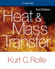 Heat and Mass Transfer, SI Edition 2nd edition 9781305446397 1305446399