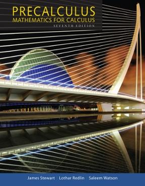 Precalculus mathematics for calculus 7th edition rent precalculus 7th edition 9781305071759 1305071751 fandeluxe Images