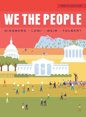 We the people full edition 10th edition rent 9780393937039 chegg we the people 10th edition 9780393937039 0393937038 fandeluxe Choice Image