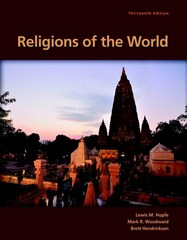 Religions of the World 13th Edition 9780133793826 0133793826