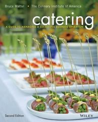 Catering 2nd Edition 9781118137970 1118137973