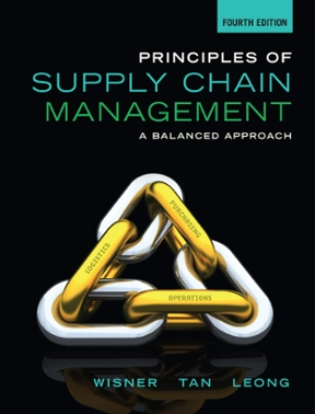 Principles of supply chain management a balanced approach 4th principles of supply chain management 4th edition 9781285428314 1285428315 fandeluxe Image collections