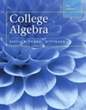 College algebra 5th edition rent 9780321969576 chegg college algebra 5th edition fandeluxe Choice Image