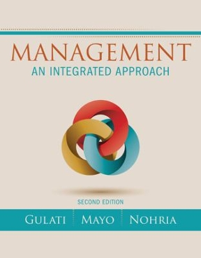 Management an integrated approach 2nd edition rent 9781305502086 management 2nd edition 9781305502086 1305502086 fandeluxe Gallery