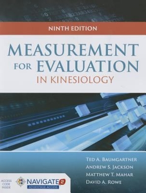 Measurement for evaluation in kinesiology 9th edition rent measurement for evaluation in kinesiology 9th edition fandeluxe Images