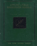 Applied Linear Regression Models, Revised Edition with Student CD