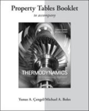Property tables booklet for thermodynamics an engineering approach property tables booklet for thermodynamics 8th edition an engineering approach fandeluxe Gallery