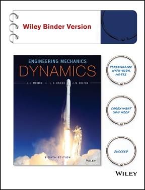 meriam dynamics 8th edition solutions pdf