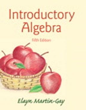 Introductory algebra 5th edition rent 9780133864724 chegg introductory algebra 5th edition fandeluxe Choice Image