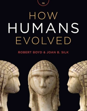 How humans evolved 7th edition rent 9780393936773 chegg how humans evolved 7th edition 9780393936773 0393936775 fandeluxe Choice Image