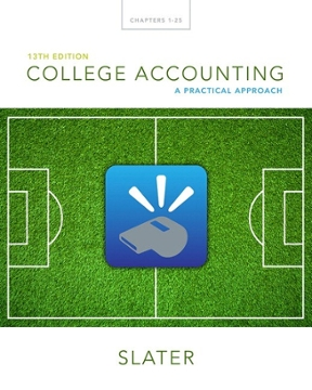 College accounting a practical approach 13th edition rent college accounting 13th edition 9780133791006 0133791009 view textbook solutions fandeluxe Gallery