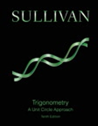 Trigonometry (10th) edition 321978609 9780321978608