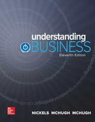 Understanding Business 11th Edition 9780078023163 0078023165