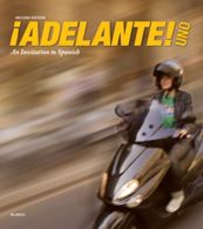 Adelante uno an invitation to spanish 2nd edition rent adelante uno 2nd edition 9781618578952 1618578952 fandeluxe Choice Image