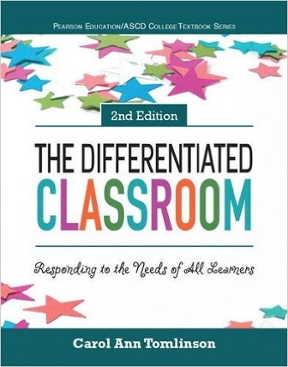 The Differentiated Classroom 2nd edition 9780134109503 0134109503