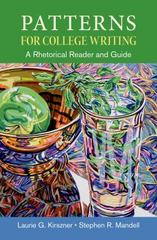 Patterns for College Writing 13th Edition 9781457666520 1457666529