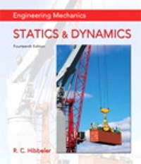 Engineering Mechanics (14th) edition 133951928 9780133951929