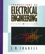 Foundations of Electrical Engineering 2nd edition 9780130927019 0130927015
