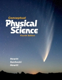 Conceptual Physical Science 4th edition 9780321516954 0321516958