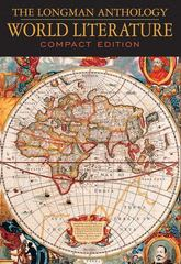 The Longman Anthology of World Literature, Compact Edition 1st Edition 9780321436900 0321436903