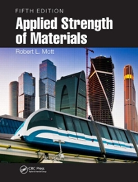 Applied Strength of Materials, Fifth Edition 5th edition 9781498725910 1498725910