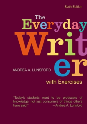 the everyday writer with exercises 6th edition pdf