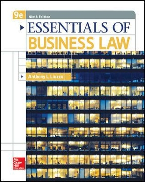 Essentials of business law 9th edition rent 9780078023194 chegg essentials of business law 9th edition fandeluxe