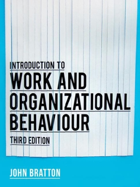 Introduction to work and organizational behaviour 3rd edition rent introduction to work and organizational behaviour 3rd edition 9781137408686 1137408685 fandeluxe Image collections