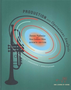 Production and operations analysis 7th edition rent 9781478628224 production and operations analysis 7th edition 9781478628224 1478628227 view textbook solutions fandeluxe Choice Image