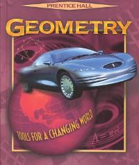 Prentice Hall Geometry (1st) edition 9780130501851 0130501859