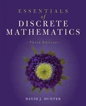 essentials of discrete mathematics solutions pdf