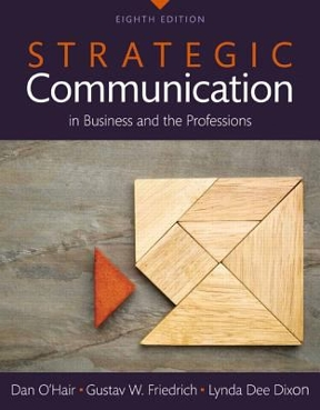 strategic communication in business and the professions 8th edition pdf
