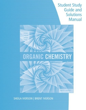Organic Chemistry Study Guide Solutions Manual