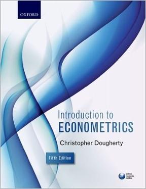 Introduction to econometrics 5th edition rent 9780199676828 introduction to econometrics 5th edition 9780199676828 0199676828 fandeluxe Gallery