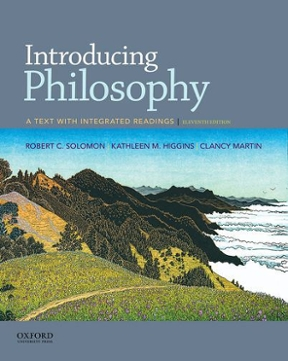 Introducing Philosophy A Text With Integrated Readings Rent 9780190209452 Chegg Com