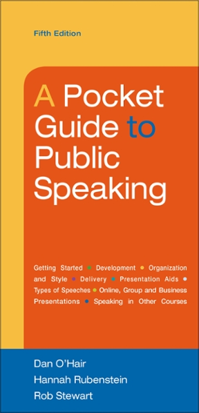 a pocket guide to public speaking 5th edition rent 9781457670404 rh chegg com a pocket guide to public speaking ebook a pocket guide to public speaking ppt