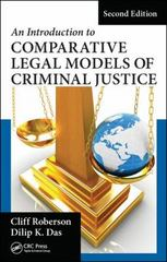 An Introduction to Comparative Legal Models of Criminal