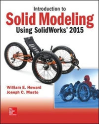 Introduction to Solid Modeling Using SolidWorks 2015 11th edition 9781259542114 1259542114