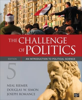 Textbook rental rent government textbooks from chegg the challenge of politics 2nd edition 9781506323473 1506323472 fandeluxe Image collections