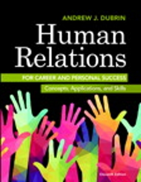 Human relations for career and personal success concepts human relations for career and personal success 11th edition 9780134130408 0134130405 fandeluxe Choice Image