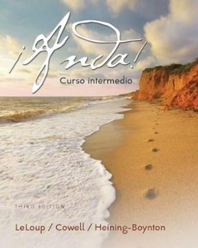 Anda curso intermedio 3rd edition rent 9780134146874 chegg anda curso intermedio 3rd edition fandeluxe Choice Image