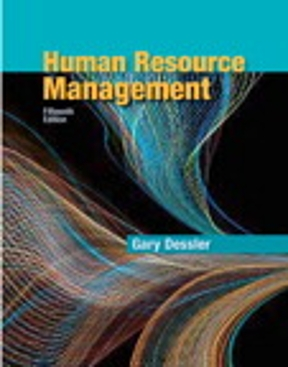 Human resource management 15th edition rent 9780134235455 chegg human resource management 15th edition 9780134235455 0134235452 fandeluxe Gallery