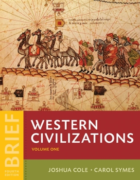 Western civilizations their history their culture brief volume 1 western civilizations 4th edition their history their culture brief volume 1 fandeluxe Choice Image