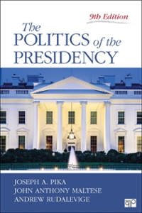 Textbook rental rent government textbooks from chegg the politics of the presidency 9th edition 9781483375632 1483375633 fandeluxe Image collections